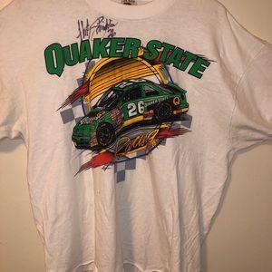 Vintage Quaker State Racing Tee